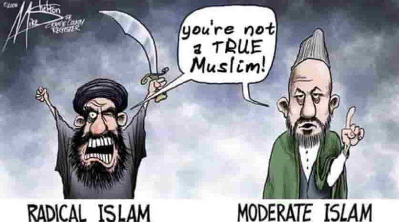 No true muslim