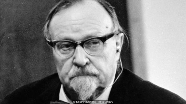 Alexander Oparin lived and worked in the USSR